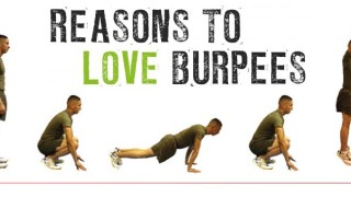 Amazing Burpee Workout