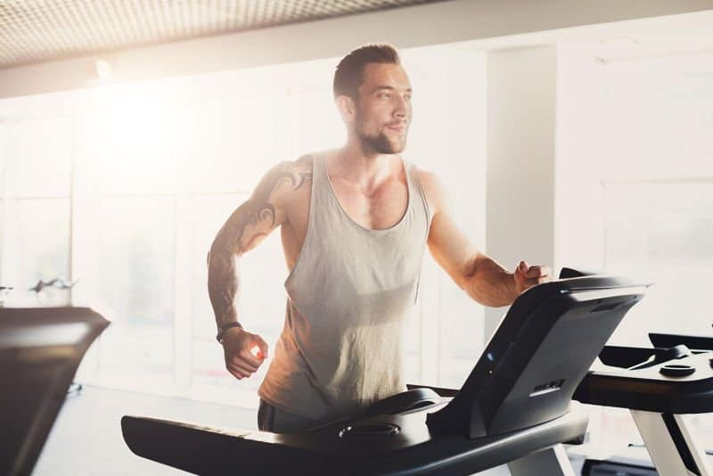 Best HIIT treadmill workout.