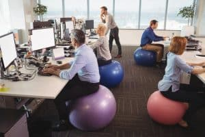 under desk exercise equipment