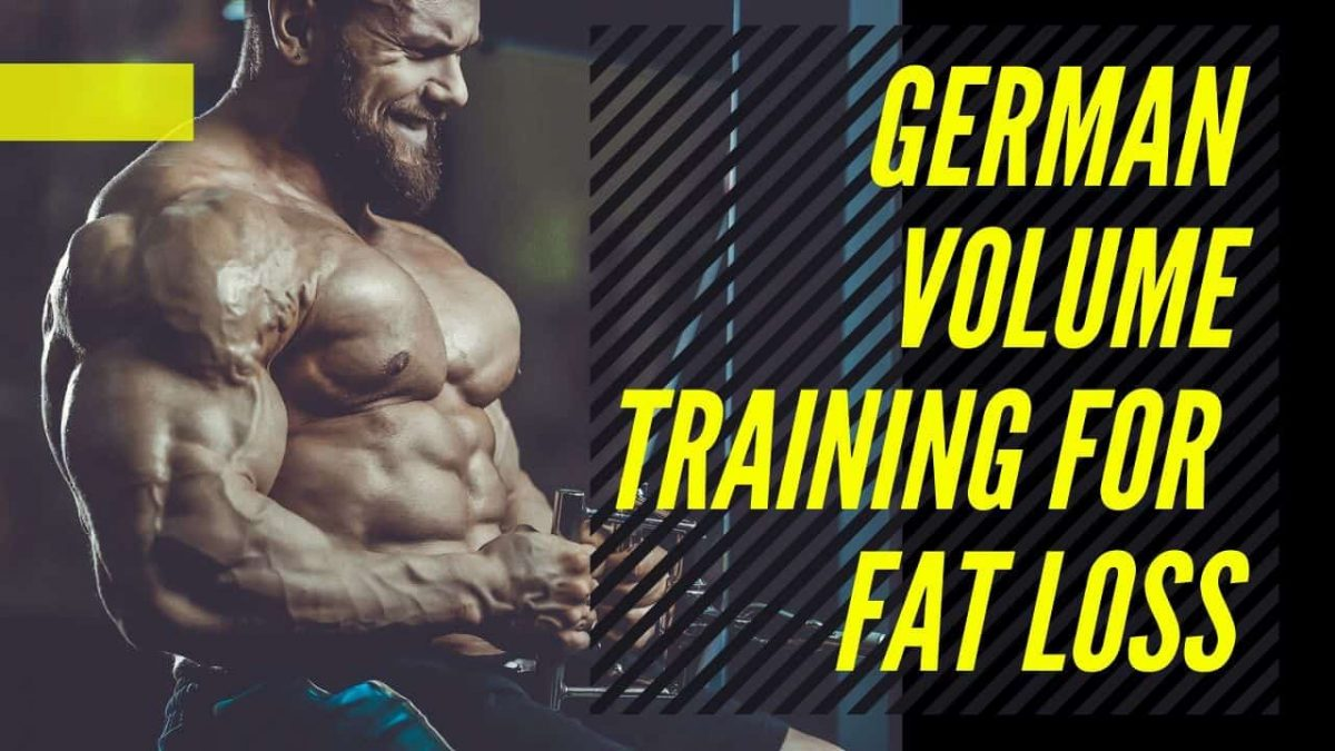 german volume training for fat loss