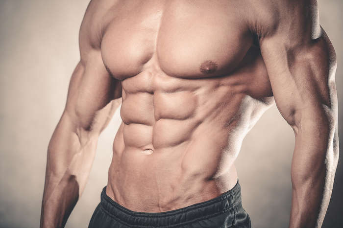 benefits of having six pack abs