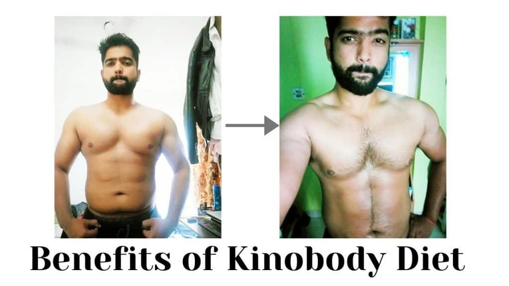 I lost 11 lbs with kinobody diet