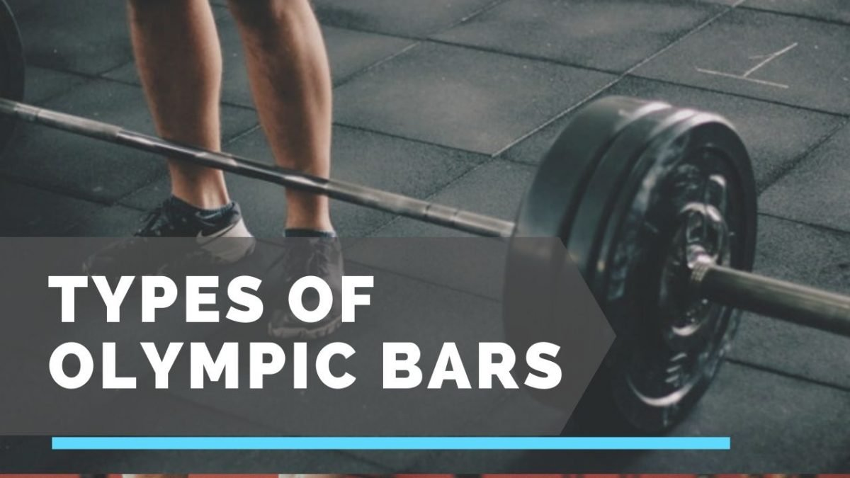 Type of olympic barbells