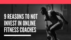 are online coaches and fitness programs worth it?