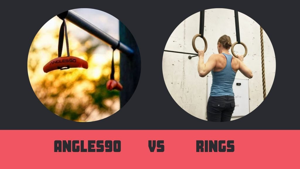angles90 vs gymnast rings