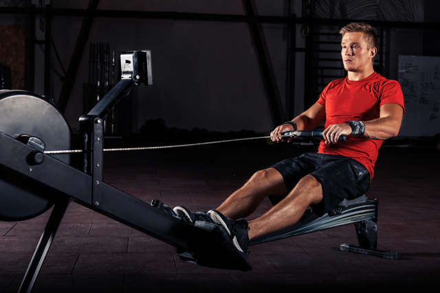 all about rowing machine