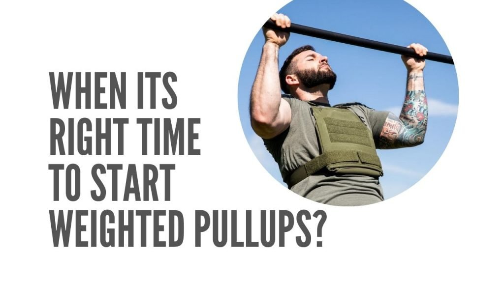 When To Start Weighted Pullup