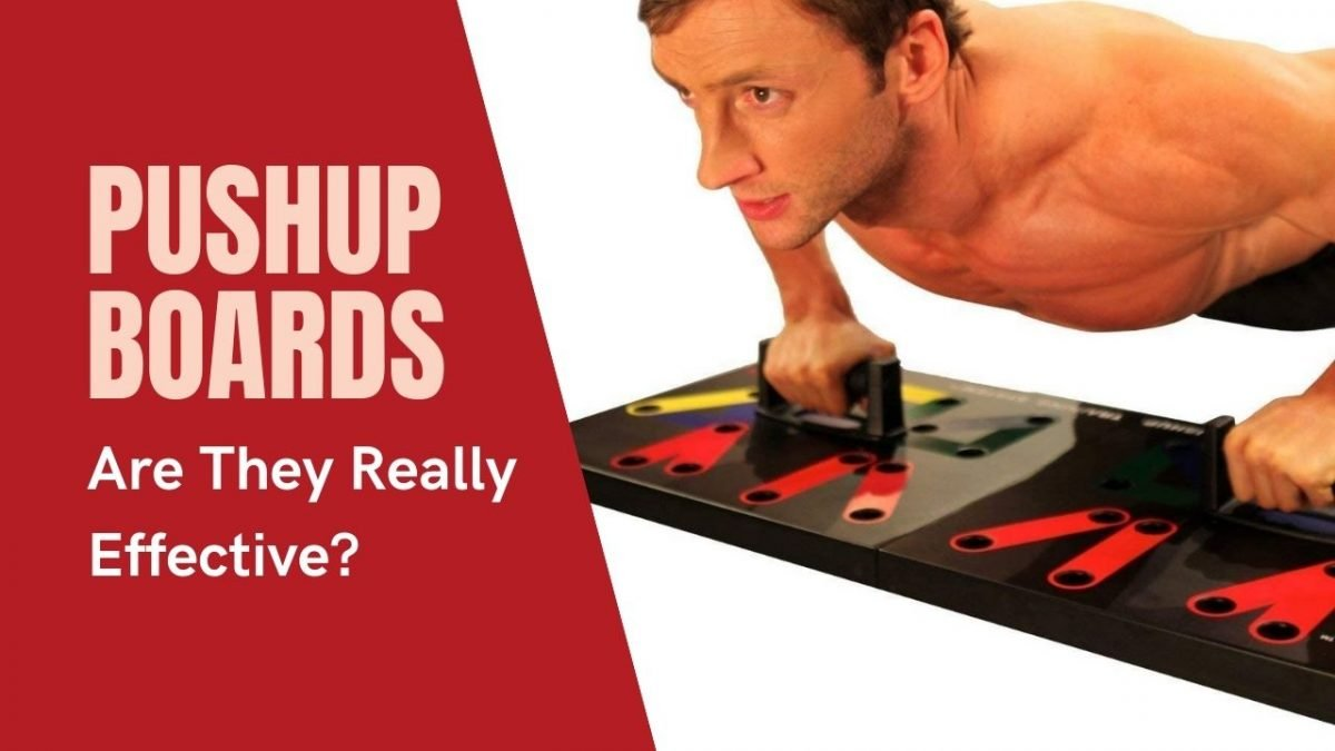 Benefits of pushup boards