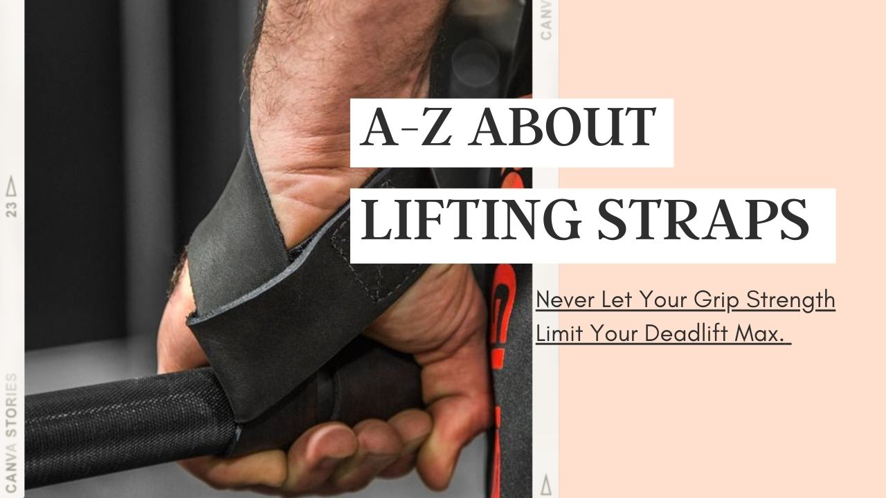 lifting straps benefits