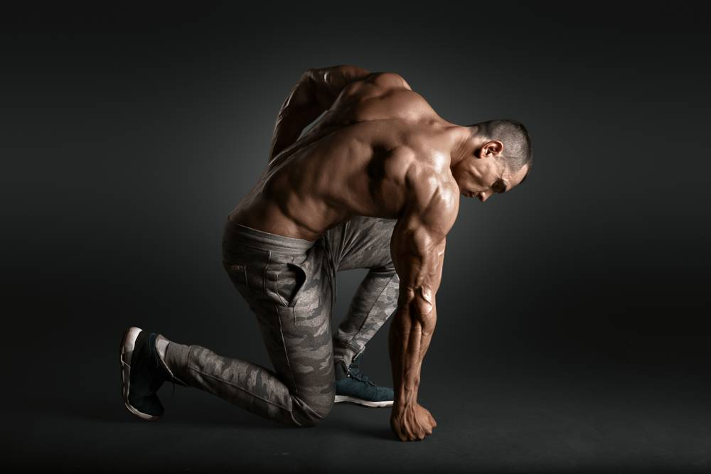 lose fat while building muscle